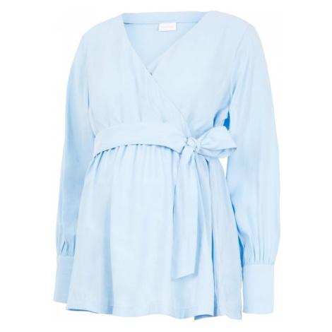 MAMALICIOUS Bluzka jasnoniebieski Mama Licious