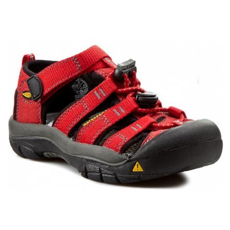 Sandały KEEN - Newport H2 1012300 Ribbon Red/Gargoyle