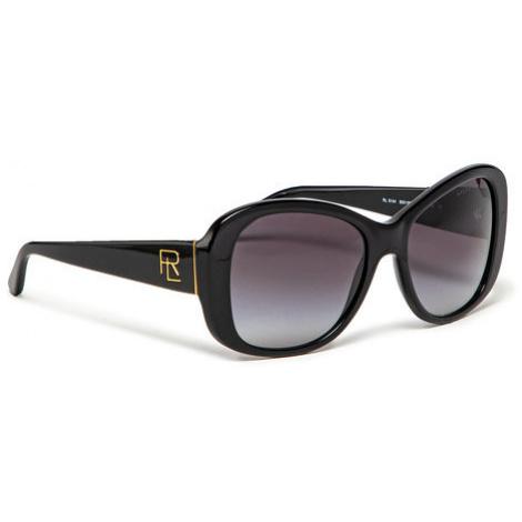 Lauren Ralph Lauren Okulary przeciwsłoneczne 0RL8144 50018G Czarny