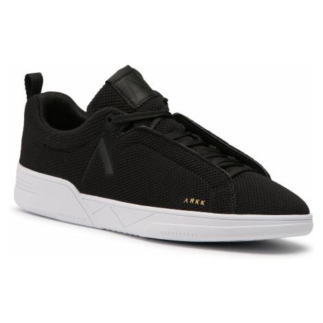 Sneakersy ARKK COPENHAGEN - Uniklass FG S-C18 Black/White