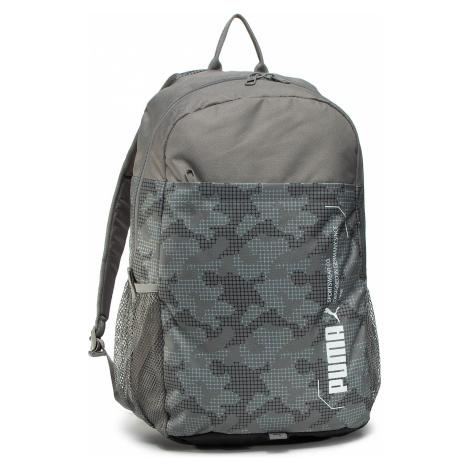 Plecak PUMA - Style Backpack 76703 08 Ultra Gray/Camo Aop