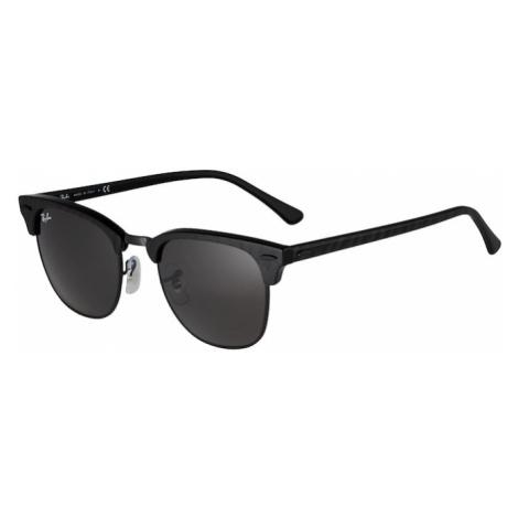 Ray-Ban Okulary przeciwsłoneczne 'Clubmaster' czarny