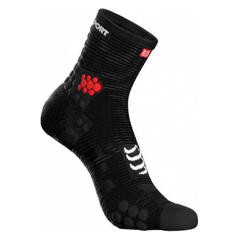 Skarpetki Compressport Pro Racing Socks V3 Run High U Czarne