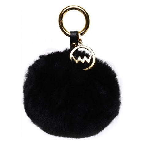 Vuch Trendy Black Pom Gold