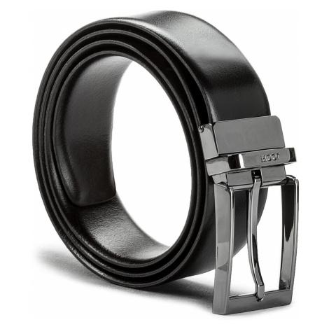 Pasek Męski JOOP! - 7162 100 Black/D Braun A02