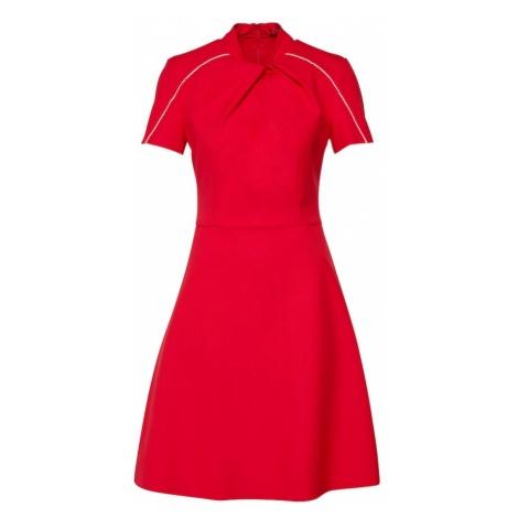 HUGO Sukienka 'Kalinga' czerwony Hugo Boss