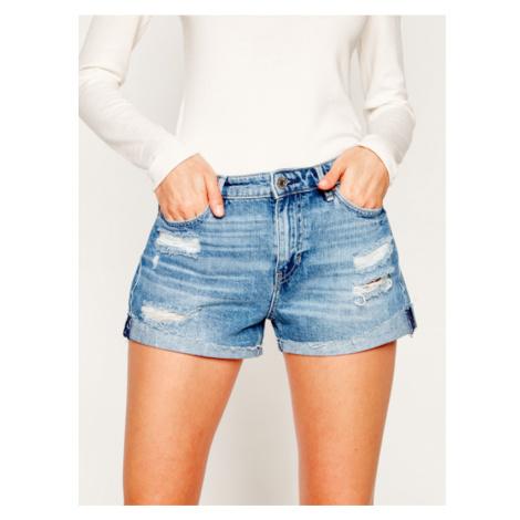 Szorty jeansowe Guess