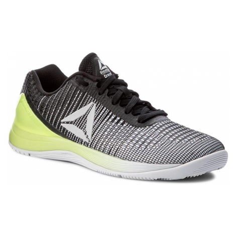 Buty Reebok - R Crossfit Nano 7 BS8295 White/Skull Grey/Electric