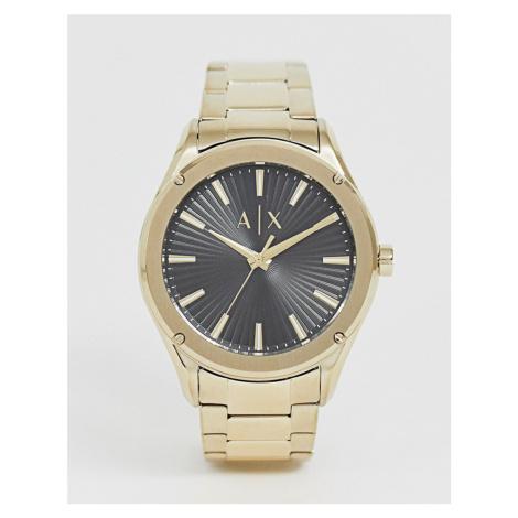 Armani Exchange AX2801 Fitz bracelet watch 44mm