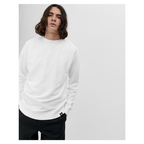 Dickies Briggsville sweatshirt with logo in white