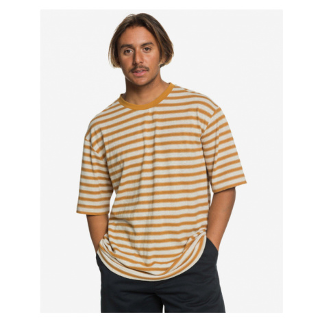 Quiksilver Koszulka Pomarańczowy