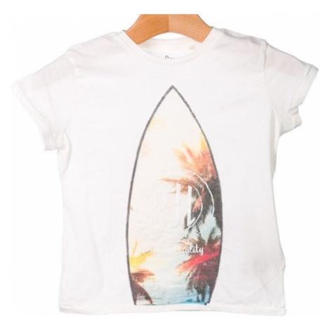 Pepe Jeans T-shirt chłopięcy Tage kremowy