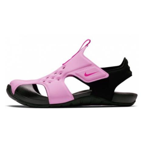 Sandały dla małych dzieci Nike Sunray Protect 2 - Różowy