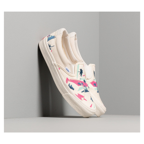 Vans Classic Slip-On Bricolage LX (Embroidered Palm) Classic