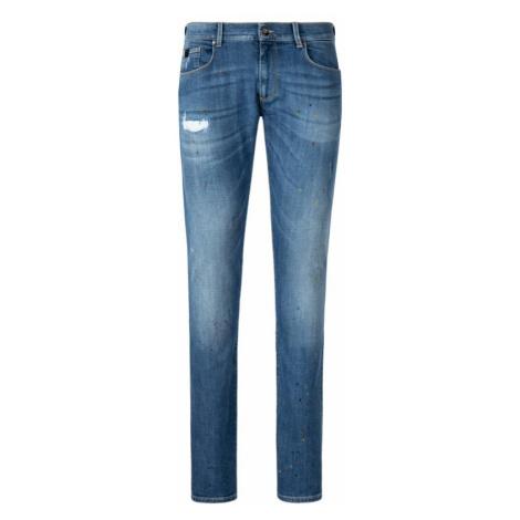 Jeansy Extra Slim Fit Trussardi Jeans