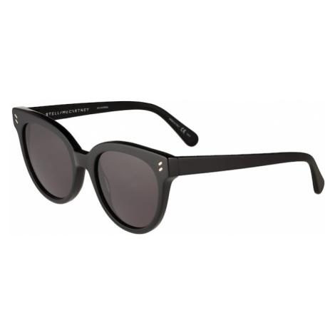 Stella McCartney Okulary przeciwsłoneczne szary / czarny