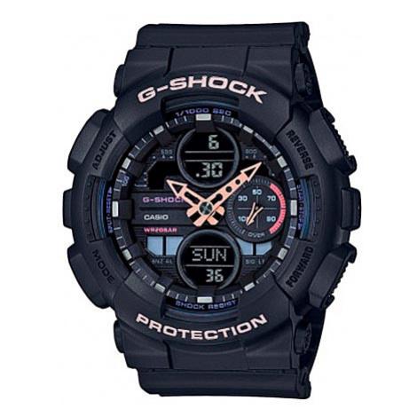 Zegarek G-SHOCK - GMA-S140-1AER Black Casio