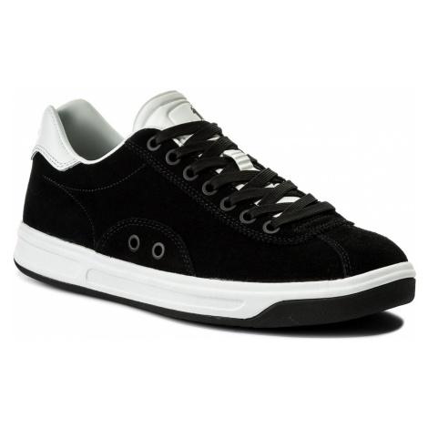 Sneakersy POLO RALPH LAUREN - Court 100 809669835004 Black