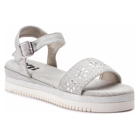 Sandały XTI - 49007 Offwhite
