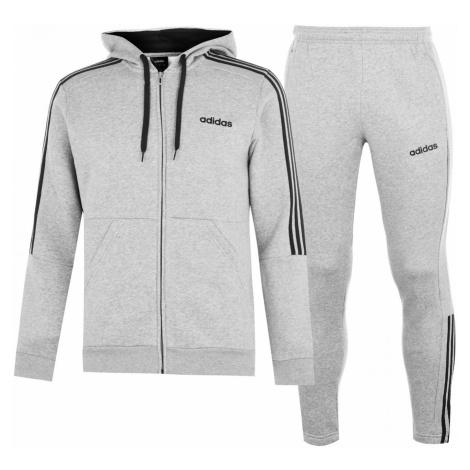 Men's Tracksuit Set Adidas 3 Stripe