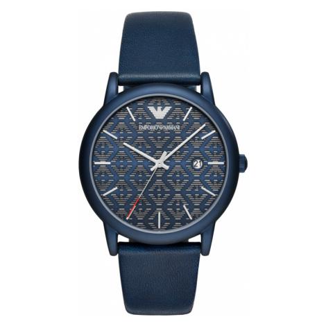 Zegarek EMPORIO ARMANI - Luigi AR11304 Navy