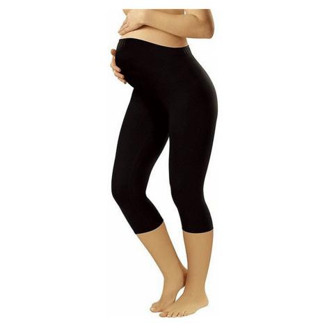 Damska bielizna ciążowa Leggins short black Italian Fashion
