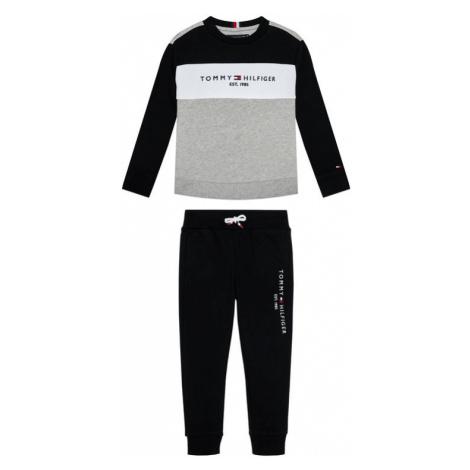 Tommy Hilfiger Dres Essential KB0KB06596 M Kolorowy Regular Fit