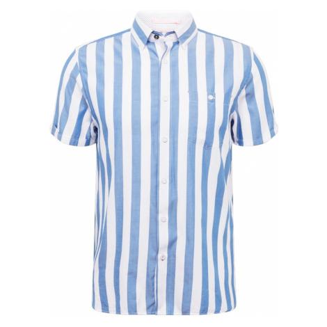 Ted Baker Koszula 'marki' niebieski / biały