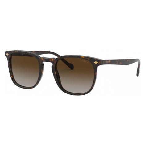 VOGUE Eyewear Okulary przeciwsłoneczne ciemnobrązowy