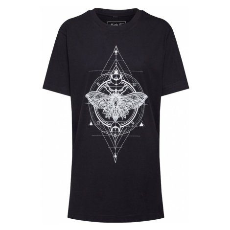 Merchcode Koszulka 'Ladies Moth' mieszane kolory / czarny
