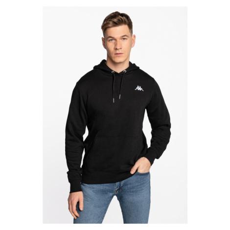 Bluza Kappa Vend Hooded Sweatshirt Men 707390-19-4006 Black