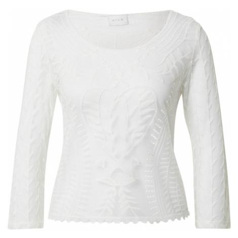 VILA Koszulka 'Vinana Festival' biały