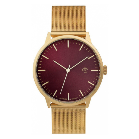 zegarek CHPO Nando Van Brugge - 14232NN/Bordeaux/Gold