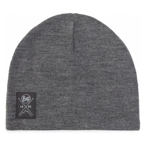 Buff Czapka Knitted & Polar Hat 113519.937.10.00 Szary