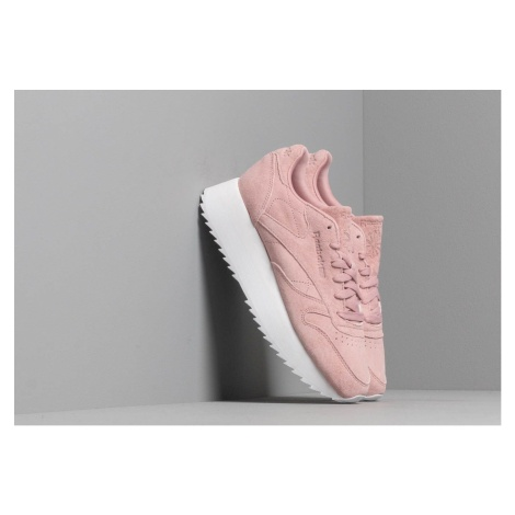 Reebok Classic Leather Double Smoky Rose/ White