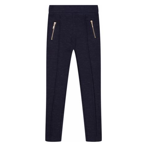 Primigi Spodnie materiałowe Glam Winter 44122831 Granatowy Regular Fit