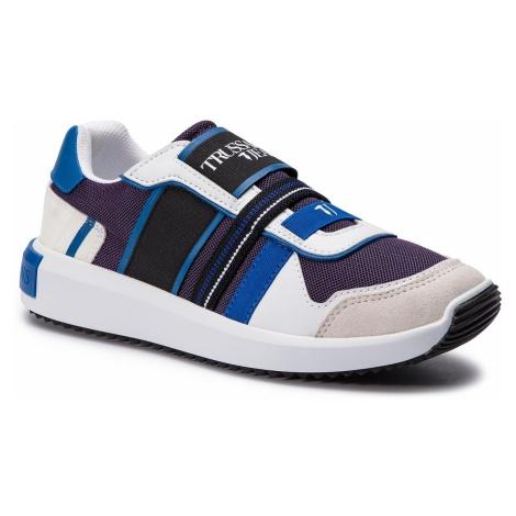 Sneakersy TRUSSARDI JEANS - 77A00149 U280