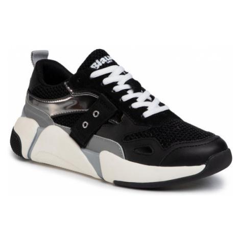 Blauer Sneakersy S0MONROE01/MEG Czarny