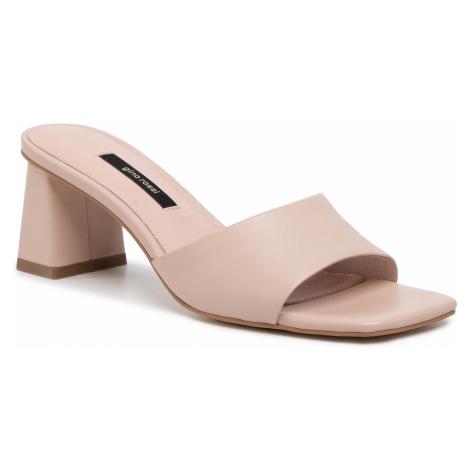 Klapki GINO ROSSI - 119AL3909 Pink