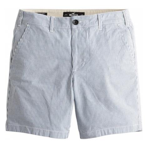 HOLLISTER Spodnie jasnoniebieski / niebieski