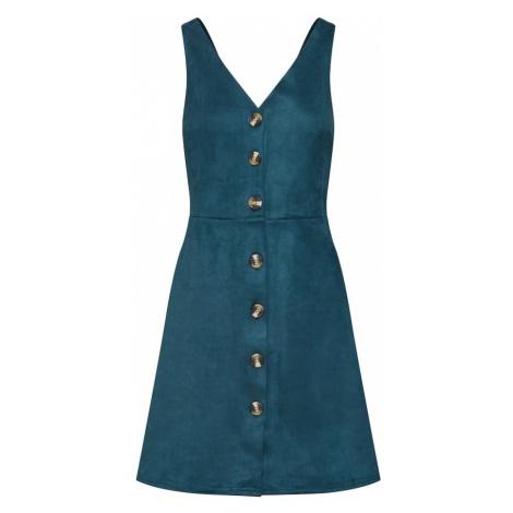 NEW LOOK Sukienka 'SUEDETTE PINNY' benzyna