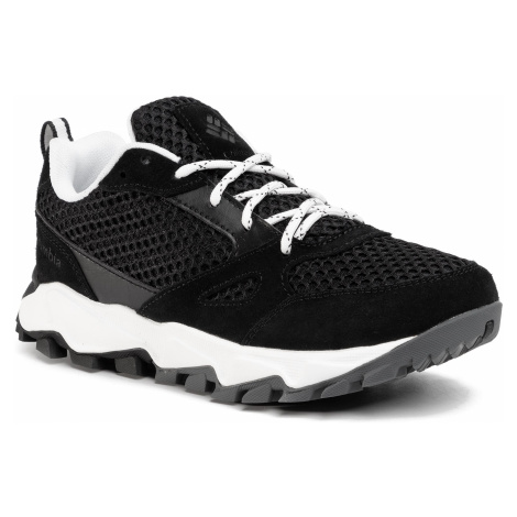 Buty COLUMBIA - Ivo Trail Breeze BL0089 Black/White 010