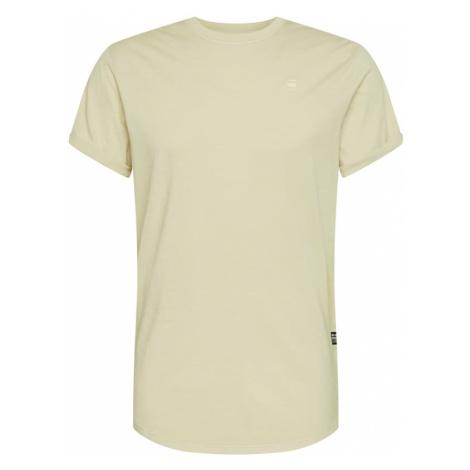 G-Star RAW Koszulka 'Lash' beżowy