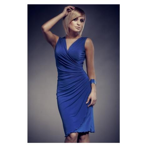 Sukienka damska M053 blue Figl