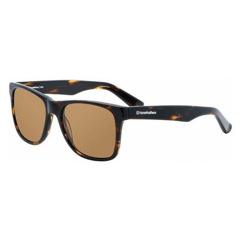 okulary Horsefeathers Foster - Shinny Havanna Brown/Brown