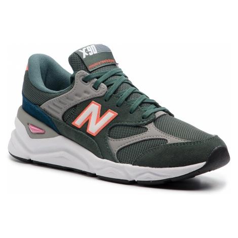 Sneakersy NEW BALANCE - MSX90RCG Zielony