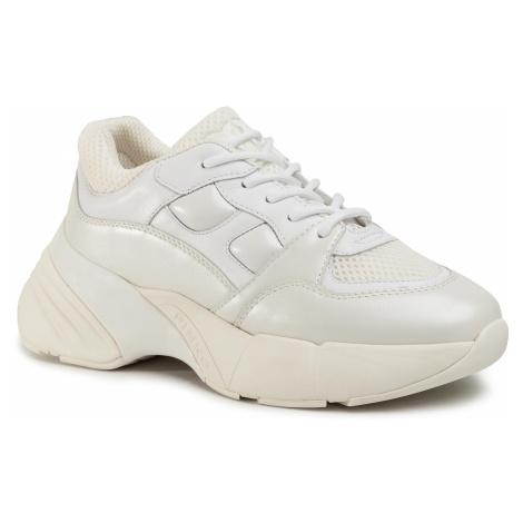 Sneakersy PINKO - Rubino 2 Sneaker PE 20 BLKS1 1H20PQ Y5ZM White Z04