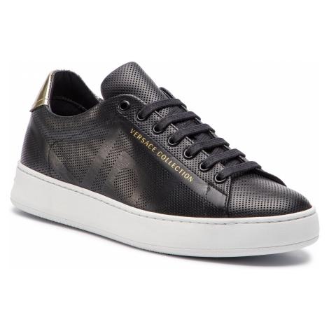 Sneakersy VERSACE COLLECTION - V900735 VM00451 VA57 Nero