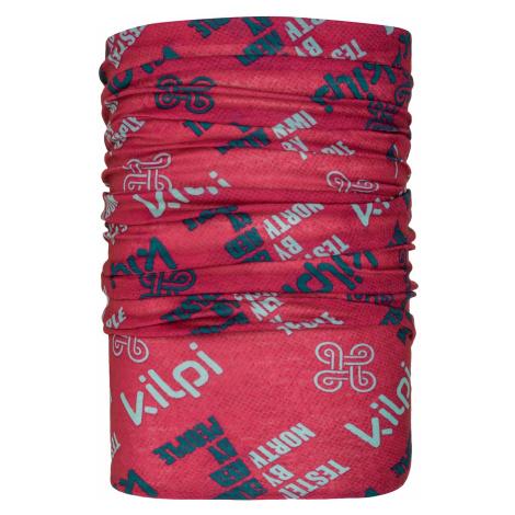 Darlin wielofunkcyjny szalik różowy - Kilpi UNI