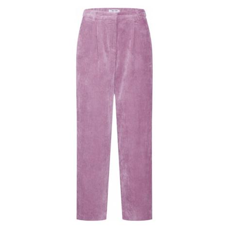 MOSS COPENHAGEN Cygaretki 'Hadley Jeppi pants' różowy pudrowy